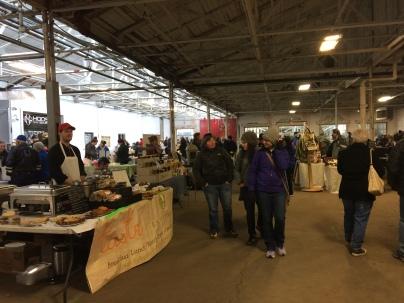 Lot of vendors!