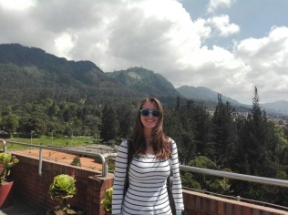Monserrate in the back